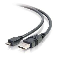 C2G USB A Male To Micro-USB B Male Cable (4m)