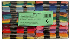 72 Duchess Cross Stich Thread Floss 100% Cotton