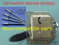 Land Rover Defender Safari Door Lock Repair Spring Kit