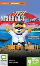 Robert G. BARRETT / MYSTERY BAY BLUES        [ Audiobook ]