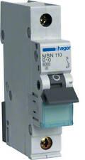 Hager MBN110 Leitungsschutzschalter 1polig 10kA B-10A 1M