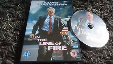 In The Line Of Fire (DVD, 2005)  Clint Eastwood