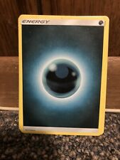Pokemon Card Darkness Energy Card