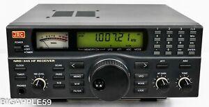 JRC NRD-345 Shortwave AM SSB CW Radio Receiver ***UNCOMMON DX GEM***