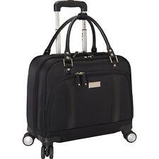 Samsonite Women's Laptop Spinner Mobile Office - Black Wheeled Business Case NEW