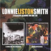 LONNIE LISTON SMITH-A SONG FOR THE CHILDREN /-IMPORT CD WITH JAPAN OBI F30