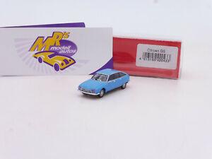 """Herpa 420433 # Citroen GS Baujahr 1970 - 1979 in """" hellblau """" 1:87 NEUHEIT"""