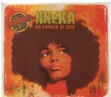 Nneka - No Longer at Ease (brand new CD with bonus CD single 2009)
