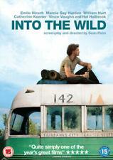 Into The Wild DVD Emile Hirsch Marcia Gay Harden Original UK Rele New Sealed R2