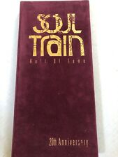 Soul Train: Hall of Fame, 20th Anniversary - Various Motown Artists 3-CD Box Set
