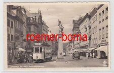 73019 Feldpost Ak Freiburg im Breisgau beim Bertholdbrunnen 1941