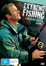 EXTREME FISHING WITH ROBSON GREEN - DVD Series Rare Aus Stock New Region 4