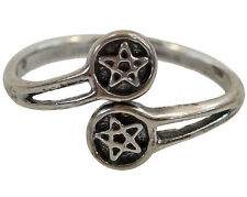 Double Star Ring Adjustable with Free Shipping