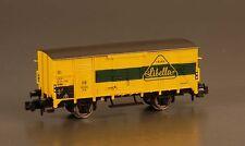Brawa Spur N 1:160 67430 Gedeckter Güterwagen G10 DB Ep.III. Libella Neu und OVP