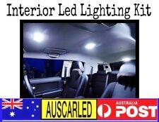 Ford Territory pre 2006 White LED Interior Lighting Kit 6pcs