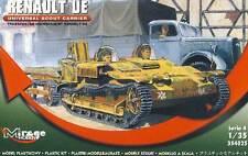 MirageHobby Renault UE Universaltransporter Modell-Bausatz 1:35 NEU OVP Tank kit