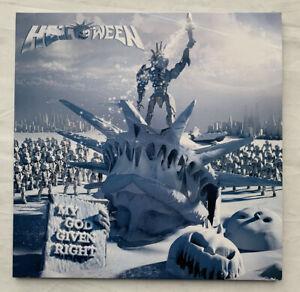 Helloween - My God-Given Right - 2 x Blue Vinyl LP