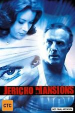 Jericho Mansions (DVD, 2005)EX RENTAL I CAN POST DISC, CASE AND ARTWORK FOR $3 O