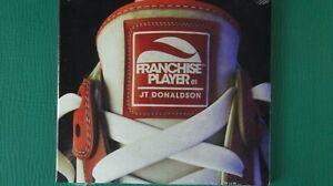 25CD Paket Franchise Player 01 JT Donaldson OVP Wiederverkäufer CDK11