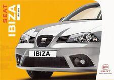 Prospekt / Brochure Seat Ibiza Amaro 04/2006