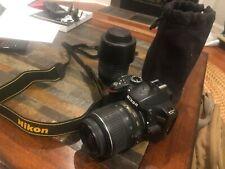 Nikon D D3200 24.2MP SLR Camera withNikon AF-S DX VR Zoom-NIKKOR 55-200 lens