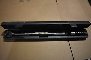 CDI 2503MFRPH 1/2 Drive 30-250 Ft-Lb Ratchet Type Torque Wrench In Case