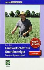 Landwirtschaft für Quereinsteiger   Buch   Neu
