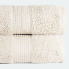 Catherine Lansfield Zero Twist 450gsm 100 Cotton Face Hand Bath Towel or Sheet