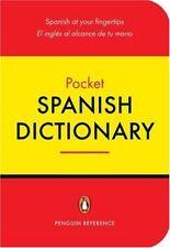 The Penguin Pocket Spanish Dictionary,Josephine Riquelme-Beneyto