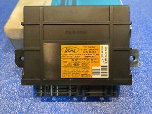 NEW GENUINE FORD MONDEO ALARM / CENTRAL LOCKING GEM MODULE NOS # 97BG-15K600-GB