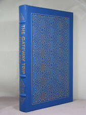 1st,3 signatures(author,artist,intro),Gateway Trip by Frederik Pohl,Easton Press