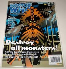 DOCTOR WHO MAGAZINE # 308  September 2001 VFN  Zygon cover