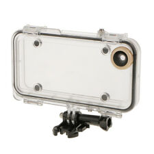 Waterproof Underwater Diving 40m Housing Case Cover for iPhone 6 6S Clear
