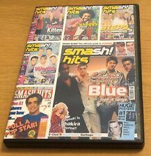 SMASH HITS POLL WINNERS PARTY 2001 DVD (Blue A1 Atomic Kitten Steps)