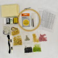 Beginner's Embroidery Kit Embroidery DIY Kit for Beginner's