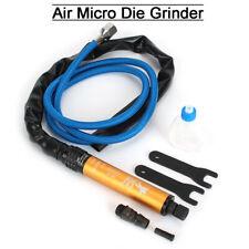 Air Micro Die Grinder Kit 1/8''&1/4'' Chuck Penumatic Grinding Engraving Tool