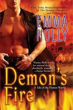 Demon's Fire - A Tale Of The Demon World by Emma Holly SC new