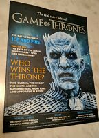 THE REAL STORY BEHIND GAME OF THRONES 2019 MAGAZINE GOT