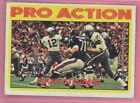 1972 Topps Roger Staubach Dallas Cowboys #122 Football Card VG-EX