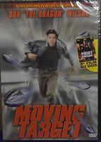 DVD MOVING TARGET NEUF SOUS BLISTER 2 FILMS FIGHT PRISON