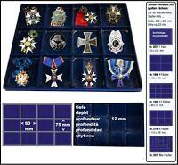 Look 1-193-12 Münztableaus 12x 80x75x12mm Für Schützen Orden Militaria Abzeichen