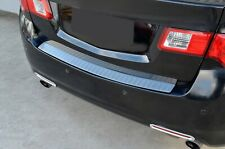 S/S Boot Lip Bumper Rear Step Panel Garnish Protect For Honda Accord Euro 08-15