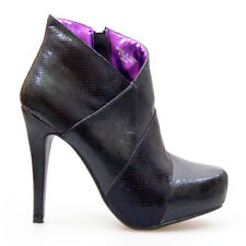 High (3 in. and Up) Textured Slim Boots for Women