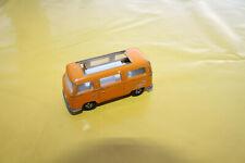 Miniature Volkswagen VW Camper Combi orange Matchbox Series n°23 (England)