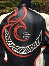Harley Davidson STYLUS Leather Jacket Women's XL 97120-07VW