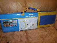 Sportcraft Volleyball Set