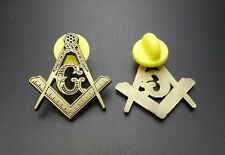 Masonic Lapel Pin(S&C)