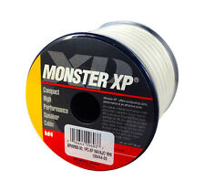 Monster Cable XP High Performance Speaker Wire in Navajo White 30 Ft - 16 Gauge