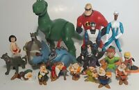 Disney Character Figure LOT Of 20 Toy Story/Incredibles/Snow White/Jungle Book