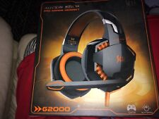 kotion each pro gaming headset g2000 new in box